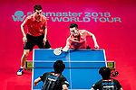 Men's Doubles - Seamaster 2018 ITTF World Tour Hang Seng Hong Kong Open