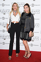 Georgia Harrison and Fran Parman<br /> at the closing party for Comedy Central UK&rsquo;s FriendsFest at Clissold Park, London<br /> <br /> <br /> &copy;Ash Knotek  D3307  14/09/2017