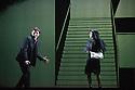 Edinburgh, UK. XX.08.2013. Chilean company Teatrocinema present HISTOIRE D'AMOUR, in a European Premiere, as part of the Edinburgh International Festival. Photograph © Jane Hobson.