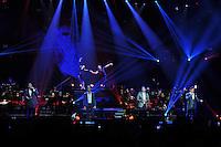 MIAMI BEACH, FL - SEPTEMBER 20: David Miller, Carlos Marin, Urs Buhler and Sebastien Izambard of Il Divo perform at the Fillmore on September 20, 2016 in Miami Beach, Florida. Credit: mpi04/MediaPunch