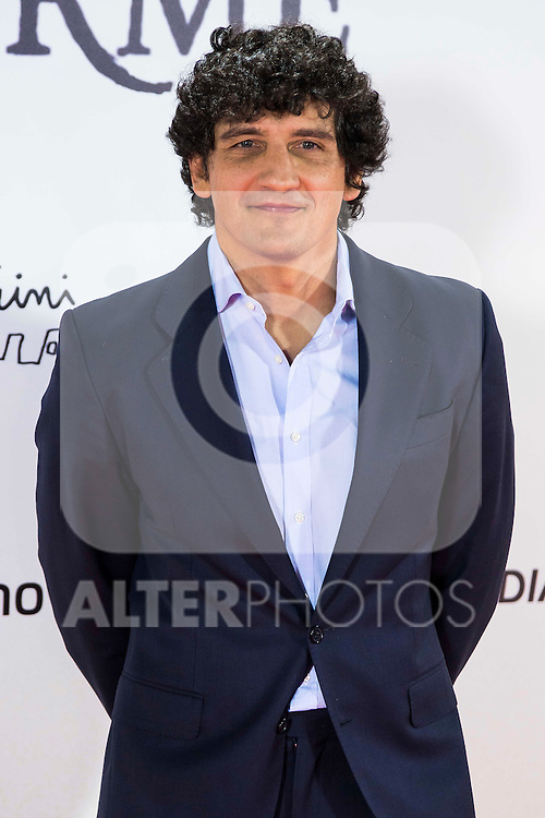 "Jero Garcia during the premiere of the spanish film ""Un Monstruo Viene a Verme"" of J.A. Bayona at Teatro Real in Madrid. September 26, 2016. (ALTERPHOTOS/Borja B.Hojas)"