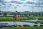 TORONT,CANADA-SEP 14: Track scene at Woodbine Race Track on September 14,2019 in Toronto,Ontario,Canada. Kaz Ishida/Eclipse Sportswire/CSM