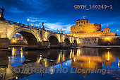 Tom Mackie, LANDSCAPES, LANDSCHAFTEN, PAISAJES, photos,+Castel Sant' Angelo, EU, Europa, Europe, European, Italia, Italian, Italy, Lazio, Ponte Sant'Angelo, Roma, Roman, Rome, Tom M+ackie, ancient, angel, architecture, blue, bridge, building, castle, city, historic, holiday destination, horizontal, horizon+tals, landmark, mirror image, monument, night, old, reflect, reflecting, reflection, reflections, river, riverside, sky, tibe+r, tourism, tourist attraction, vacation, water's edge,Castel Sant' Angelo, EU, Europa, Europe, European, Italia, Italian, It+,GBTM160349-1,#L#
