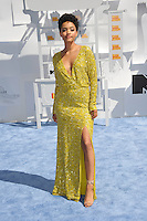 Kiersey Clemons at the 2015 MTV Movie Awards at the Nokia Theatre LA Live.<br /> April 12, 2015  Los Angeles, CA<br /> Picture: Paul Smith / Featureflash