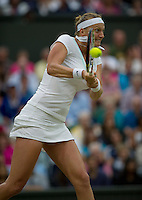 Wimbledon Lawn Tennis Championships - Day 8 - Tuesday 3rd July 2012