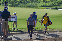 Scott Piercy (USA) heads to 12 during 1st round of the 100th PGA Championship at Bellerive Country Cllub, St. Louis, Missouri. 8/9/2018.<br /> Picture: Golffile | Ken Murray<br /> <br /> All photo usage must carry mandatory copyright credit (© Golffile | Ken Murray)