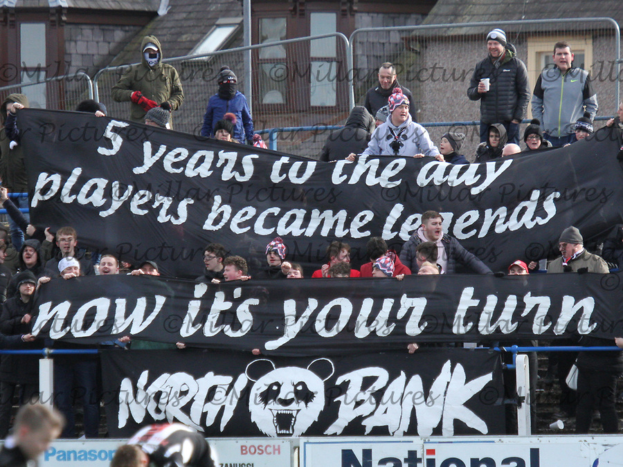 Queen of the South v St Mirren 170318