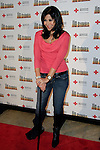 MARIA CONCHITA ALONSO. Arrivals to a special reading of 110 Stories, with proceeds to benefit the Red Cross at the Geffen Playhouse. Los Angeles, CA, USA. February 22, 2010. .