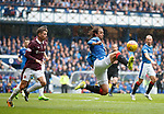 Niko Kranjcar wins the ball
