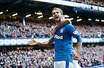 Niko Kranjcar celebrates his opener
