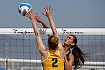 SaintMarys 1617 Beach Volleyball