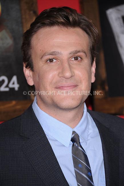 WWW.ACEPIXS.COM . . . . . .June 20, 2011...New York City...Jason Segel attends the premiere of 'Bad Teacher' at the Ziegfeld Theatre on June 20, 2011 in New York City.....Please byline: KRISTIN CALLAHAN - ACEPIXS.COM.. . . . . . ..Ace Pictures, Inc: ..tel: (212) 243 8787 or (646) 769 0430..e-mail: info@acepixs.com..web: http://www.acepixs.com .