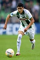 GRONINGEN - Voetbal , FC Groningen - FC Twente , KNVB Beker seizoen 2018-2019, 27-09-2018,  FC Groningen speler Uriel Antuna