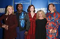 "29 May 2019 - Los Angeles, California - Jane Krakowski, Tituss Burgess, Ellie Kemper, Carol Kane, Busy Philipps. NBC FYC Series ""Unbreakable Kimmy Schmidt"" held at UCB Sunset Theatre.   <br /> CAP/ADM/FS<br /> ©FS/ADM/Capital Pictures"