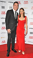 Ben Pickering and Lili Bordan at the &quot;Welcome To Curiosity&quot; UK film premiere, Prince Charles Cinema, Leicester Place, London, England, UK, on Monday 04 June 2018.<br /> CAP/CAN<br /> &copy;CAN/Capital Pictures