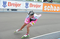 INLINE SKATEN: ALMERE: 01-06-2013, NK Inline Skaten, Annemarie Boer, ©foto Martin de Jong