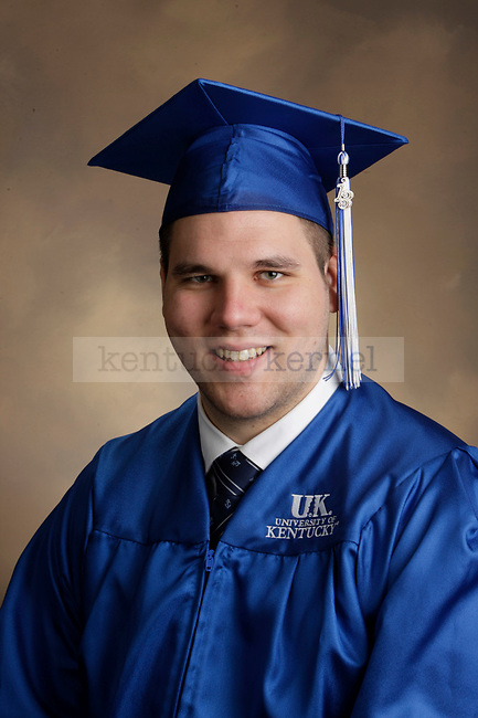 Roney, Jacob photographed during the Feb/Mar, 2013, Grad Salute in Lexington, Ky.