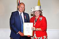 SEP 9 HM Lord-Lieutenant Honours Reception