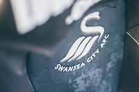 Dugout Chair<br /> Re: Behind the Scenes Photographs at the Liberty Stadium ahead of and during the Premier League match between Swansea City and Bournemouth at the Liberty Stadium, Swansea, Wales, UK. Saturday 25 November 2017
