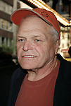 Brian Dennehy attending the Opening Night performance of THE WEDDING SINGER at the AL Hirschfeld Theatre in New York City..April 27th, 2006.© Walter McBride / Retna Ltd.