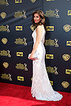 BURBANK - APR 26: Kristian Alfonso at the 42nd Daytime Emmy Awards Gala at Warner Bros. Studio on April 26, 2015 in Burbank, California