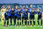Gamba Osaka squad pose for team photo 4during the AFC Champions League 2017 Group H match Between Jeju United FC (KOR) vs Gamba Osaka (JPN) at the Jeju World Cup Stadium on 09 May 2017 in Jeju, South Korea. Photo by Marcio Rodrigo Machado / Power Sport Images