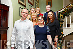 Xmas Party : The staff of Tracey & Sheahan Veteniary Practice, Listowel at their Xmas party at the Listowel Arms on Saturday night last.