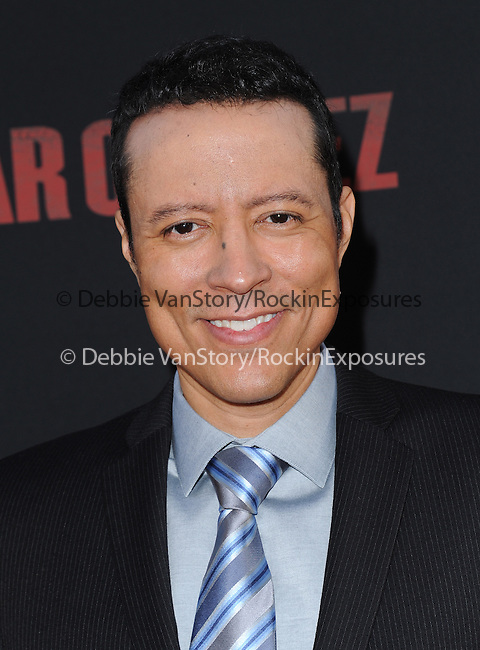 Yancey Arias attends The  Cesar Chavez Los Angeles Premiere held at TCL Chinese Theatre in Hollywood, California on March 20,2014                                                                               © 2014 Hollywood Press Agency