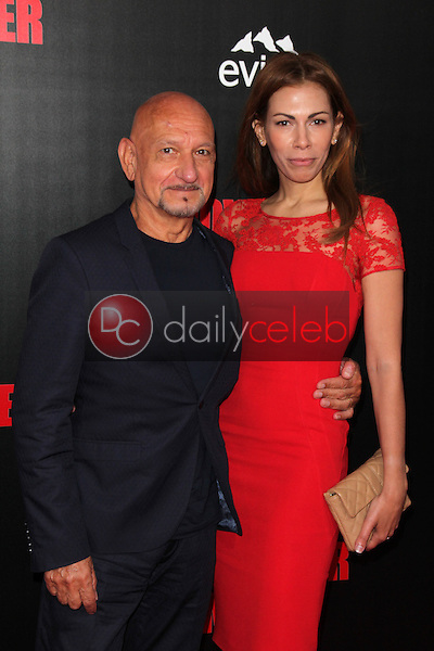 Ben Kingsley<br /> at the &quot;The November Man&quot; World Premiere, TCL Chinese Theater, Hollywood, CA 08-13-14<br /> David Edwards/DailyCeleb.com 818-249-4998