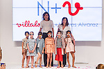 Nieves Alvarez and Belen Villalobos during the Madrid Kids fashion week 2016. 22,06,2016. (ALTERPHOTOS/Rodrigo Jimenez)