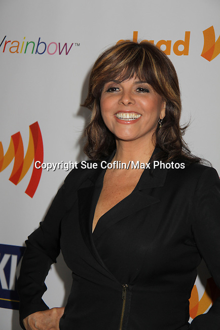 Jane Velez-Mitchell - HLN at the 22nd Annual Glaad Media Awards honoring Ricky Martin (GH) & Russell Simmons on March 19, 2011 at the New York Marriott Marquis, New York City, New York. (Photo by Sue Coflin/Max Photos)