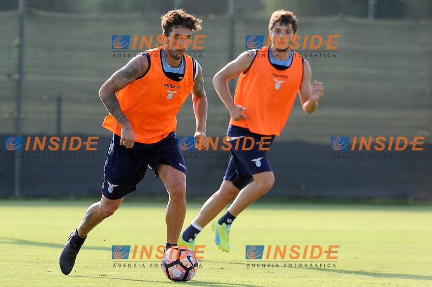 Danilo Cataldi<br /> 27-07-2016 Roma<br /> Allenamento Lazio a Formello<br /> SS Lazio traning day<br /> @ Marco Rosi / Fotonotizia / Insidefoto