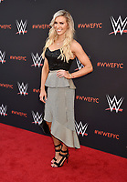NORTH HOLLYWOOD, CA - JUNE 06: Charlotte Flair attends WWE's first-ever Emmy 'For Your Consideration' event at Saban Media Center on June 6, 2018 in North Hollywood, California.<br /> CAP/ROT/TM<br /> &copy;TM/ROT/Capital Pictures