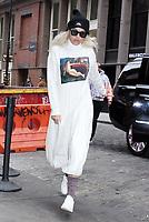 JAN 16 Rita Ora seen in New York City