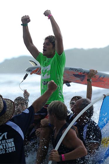 ISA World Surfing Games 2011 / Playa Venao, Panamá.