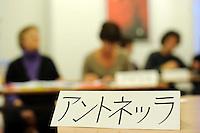 Corso di giapponese.Japanese course.L' Università popolare di Roma si occupa della formazione permanente degli adulti. Fondata il 30 marzo 1987.Popular University of Rome is responsible for the adults education.Founded March 30 1987...