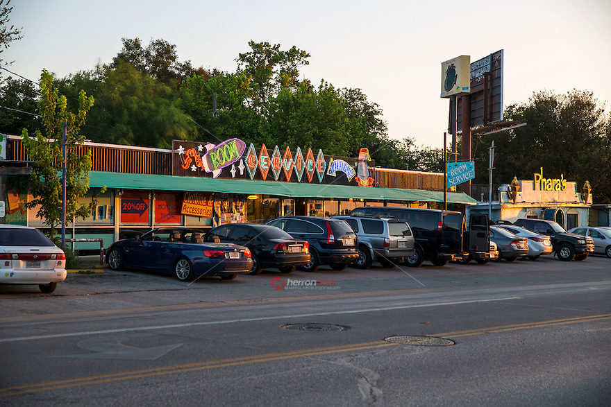 The vibrant North Loop neighborhood is a leader in keeping Austin weird. Famed for its selection of independent and unique shops, you can find an expansive collection of vintage clothing, funky furniture, books and records. The North Loop is also home to several new restaurants and bars, making this funky neighborhood a great little place to visit (or live) in Austin.