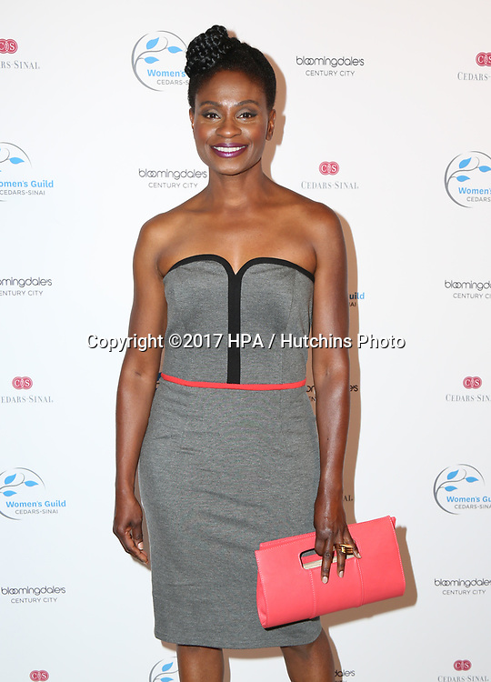 LOS ANGELES - APR 20:  Adina Porter at the 2017 Women's Guild Cedars-Sinai Annual Spring Luncheon at the Beverly Wilshire Hotel on April 20, 2017 in Beverly Hills, CA