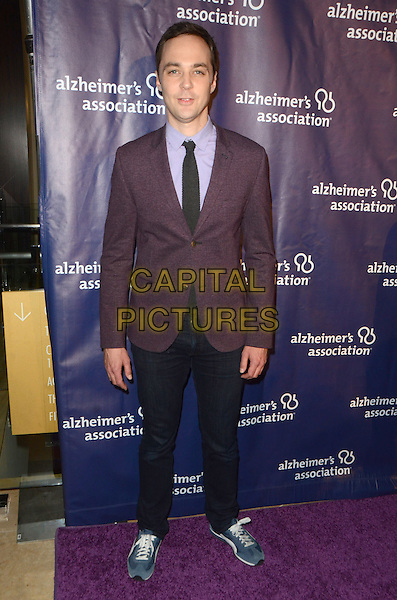 BEVERLY HILLS, CA: MARCH 9: Jim Parsons at the 24th and final 'A Night at Sardi's' to benefit the Alzheimer's Association at The Beverly Hilton Hotel on March 9, 2016 in Beverly Hills, California. <br /> CAP/MPI/DE<br /> &copy;DE//MPI/Capital Pictures