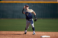 Gary Hess during the Under Armour All-America Tournament powered by Baseball Factory on January 18, 2020 at Sloan Park in Mesa, Arizona.  (Zachary Lucy/Four Seam Images)
