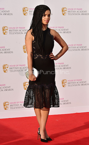 LONDON, ENGLAND - MAY 08: Georgina Campbell at he British Academy (BAFTA) Television Awards 2016, Royal Festival Hall, Belvedere Road, London, England, UK, on Sunday 08 May 2016.<br /> CAP/JOR<br /> &copy;JOR/Capital Pictures /MediaPunch ***NORTH AMERICA AND SOUTH AMERICA ONLY***
