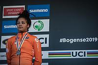 Ceylin Del Carmen Alvarao (NED)<br /> <br /> UCI 2019 Cyclocross World Championships<br /> Bogense / Denmark<br /> <br /> &copy;kramon
