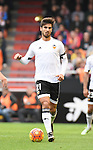 Valencia CF's   Andre Gomes   during La Liga match. January 31, 2016. (ALTERPHOTOS/Javier Comos)