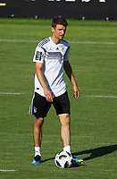 Thomas Mueller (Deutschland Germany) - 25.05.2018: Training der Deutschen Nationalmannschaft zur WM-Vorbereitung in der Sportzone Rungg in Eppan/Südtirol