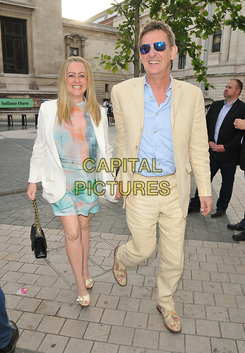 Amelia Wright and Matthew Wright at the Syco summer party, Victoria and Albert Museum, Cromwell Road, London, England, UK, on Thursday 04th July 2019.<br /> CAP/CAN<br /> ©CAN/Capital Pictures