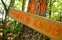 Camp Raven Knob Scout Reservation, one of the largest Boy Scout camps in the United States, is located within Boy Scouts of America's Old Hickory Council in Mt. Airy, North Carolina. Troops from across the US attend the camp's one-week residential boys' summer programs, which offer instruction on more than 40 merit badges, adventure programs and new Scout orientation.