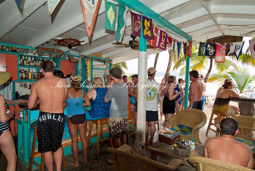Soggy Dollar Bay<br /> White Bay<br /> Jost Van Dyke<br /> British Virgin Islands