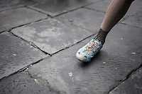 post-race shoes<br /> <br /> 11th Strade Bianche 2017