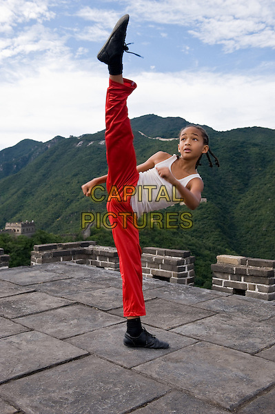 JADEN SMITH  .in The Karate Kid (2010).*Filmstill - Editorial Use Only*.CAP/FB.Supplied by Capital Pictures.