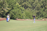 Hideto Tanihara (JPN) on the 14th fairway during the final round of the DP World Tour Championship, Jumeirah Golf Estates, Dubai, United Arab Emirates. 18/11/2018<br /> Picture: Golffile | Fran Caffrey<br /> <br /> <br /> All photo usage must carry mandatory copyright credit (© Golffile | Fran Caffrey)